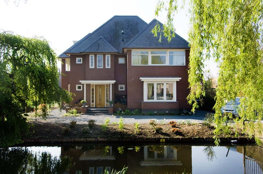 VrijeSector villa hoorn kley7